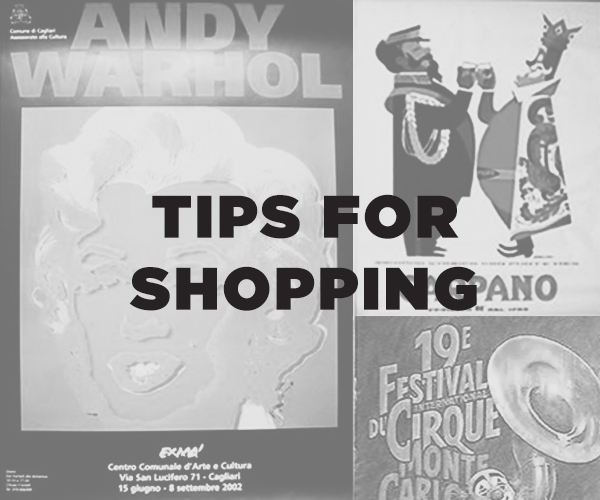 TIP FOR SHOPPING